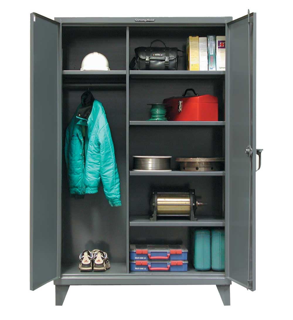 Industrial Uniform Cabinet