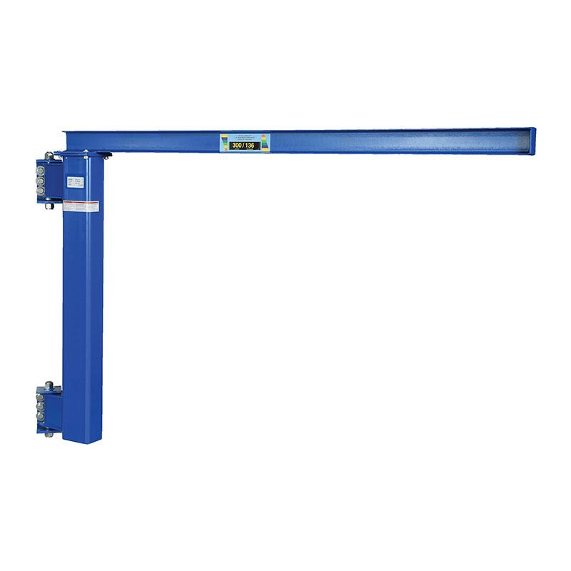 Vestil JIB-LC-3 Wall Jibs for Low Ceilings