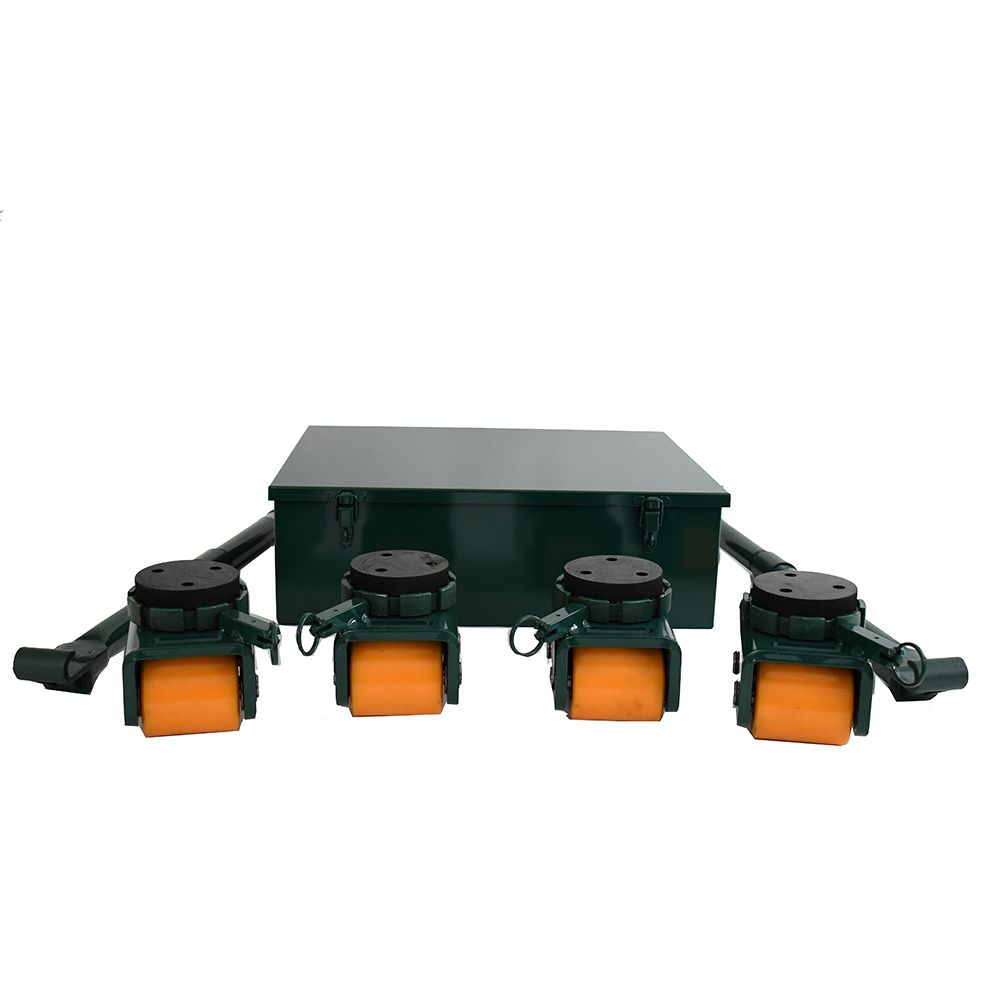 Hilman KBSP-4P Bull Dolly Kits