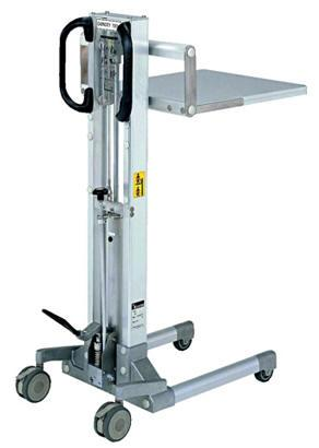 Vestil Fully Portable Aluminum Load Lifter