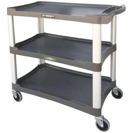 Lakeside Standard Duty Plastic Utility Carts