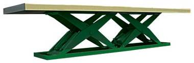 Southworth LST Series Tandem Lift Table