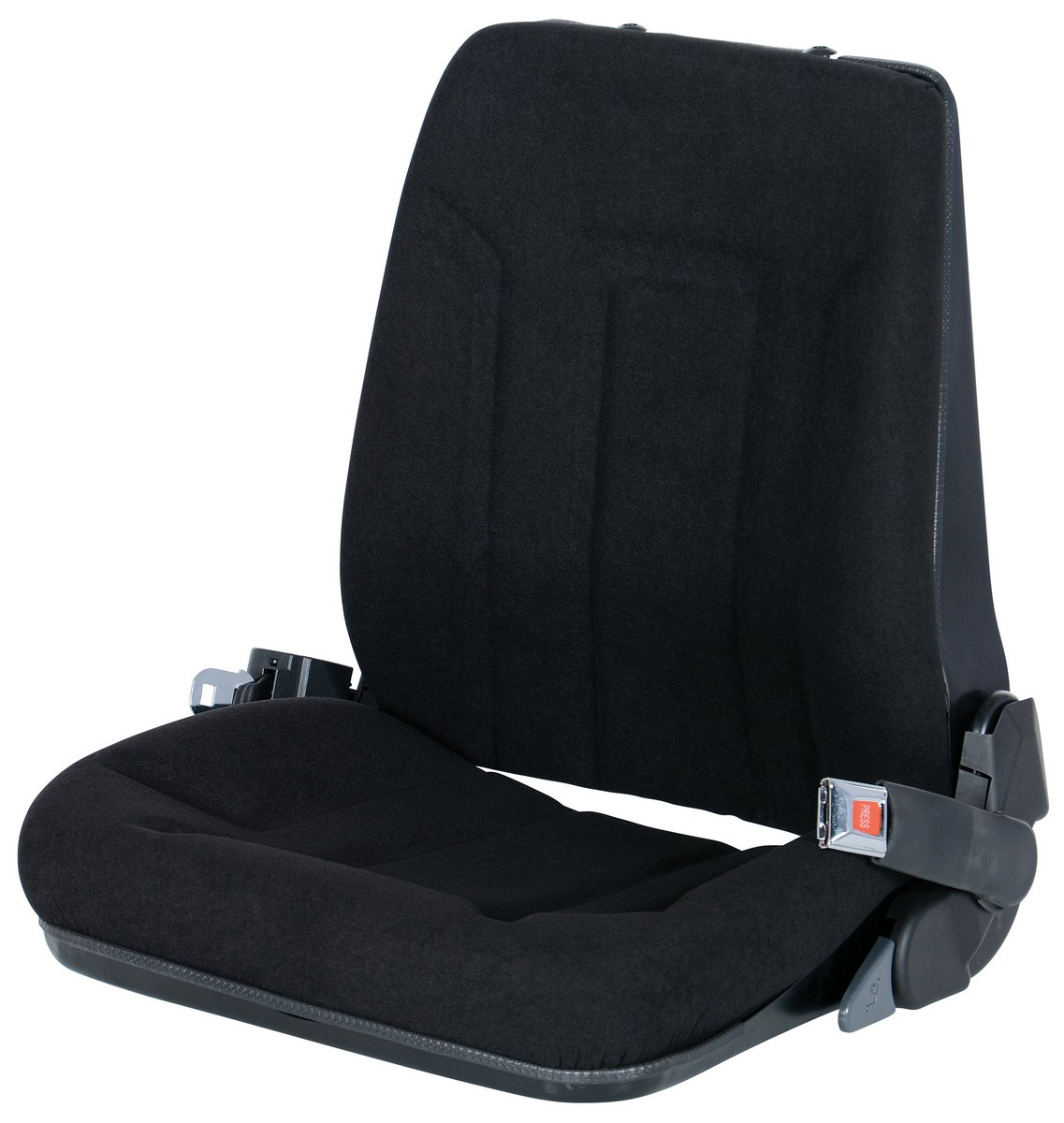 Vestil LTSD-C Cloth Fork Truck Seats with Seat Belt