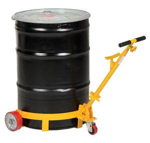 Lo-Profile Drum Caddy with Bung Wrench Handle