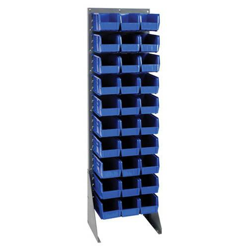 Quantum Single Sided Louvered Rack Model No.QSS-1866H