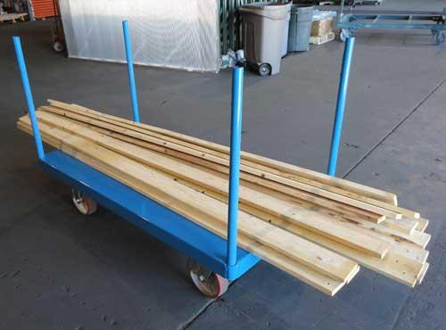 Dutro Lumber and Pipe Platform Trucks