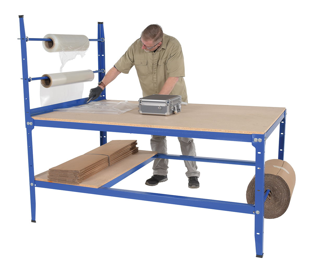 Vestil MPPB-4794 Multi-Purpose Packaging Bench B
