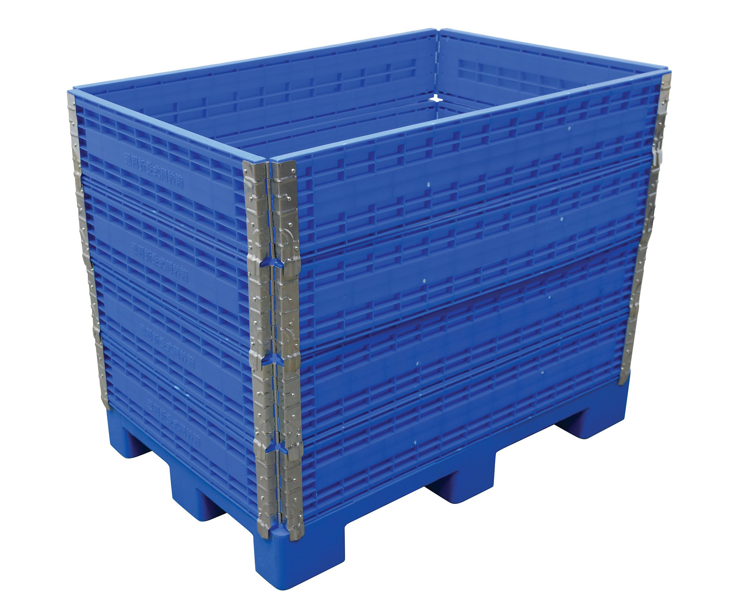 Vestil MULTI-C Multi-Height Containers