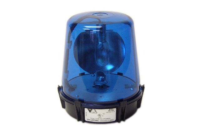 MVLP AC DC Rotating Beacon Light