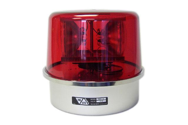 Mark 12 AC DC Rotating Beacon Light