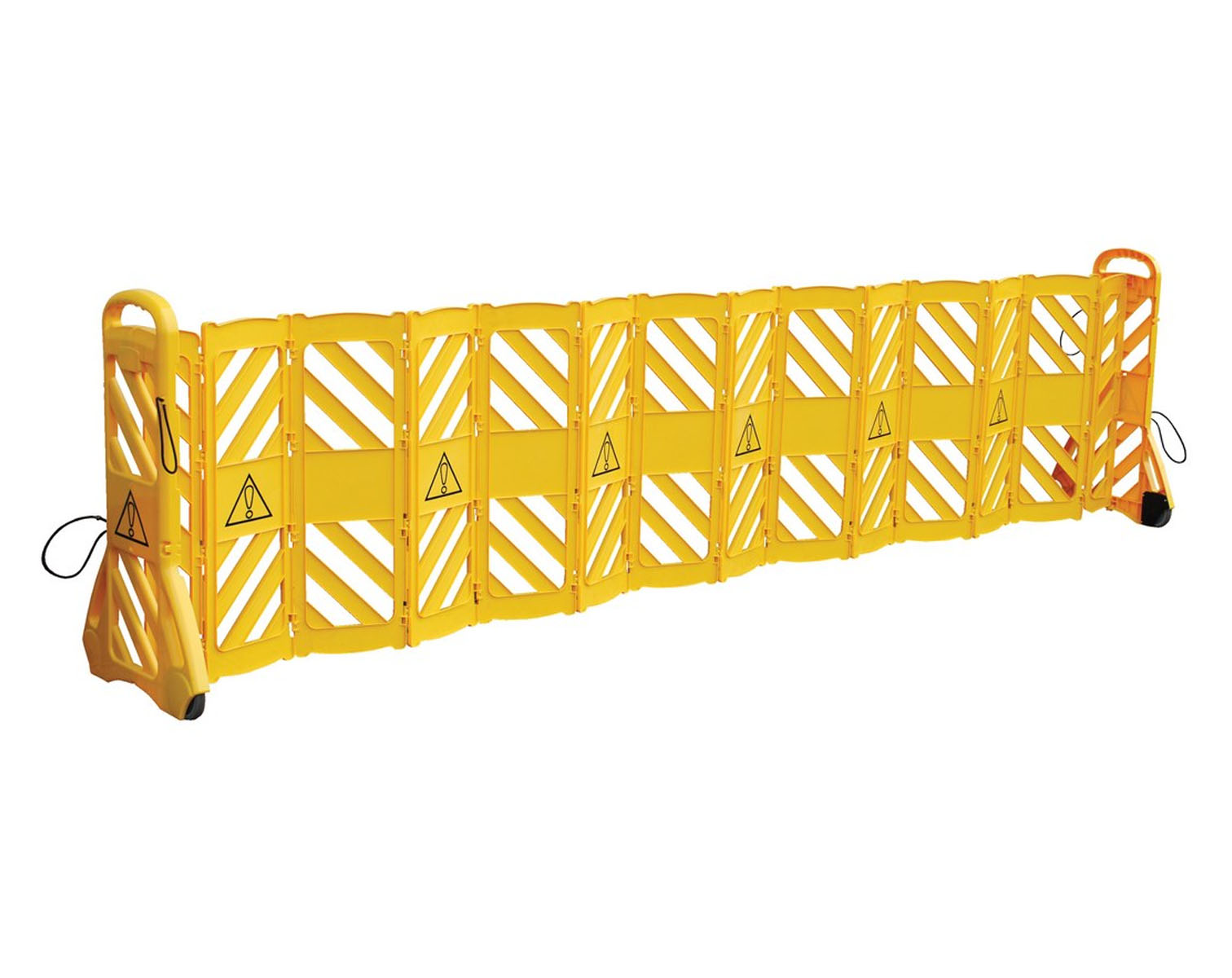 Vestil Mobile Safety Barrier Model No. MSB-138