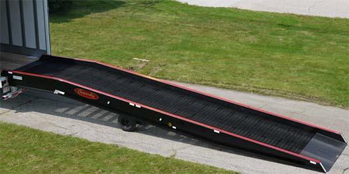 Mobile Yard Ramps