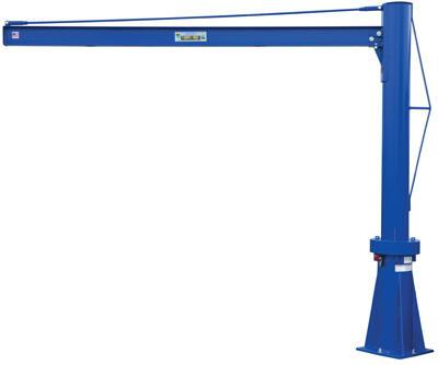 Vestil Multi-Station Transportable Jib Crane Series JIB-P