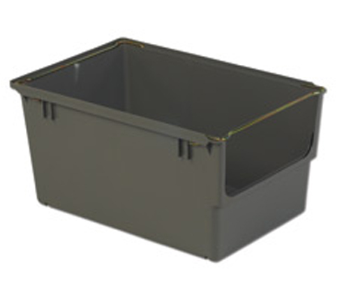 Lewis NBS2415-12 Heavy Duty Shelf Bins