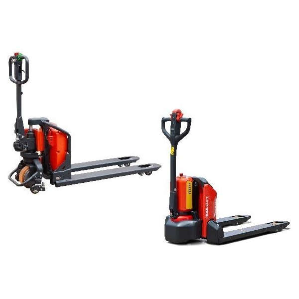 Noblelift Semi-Electric And Fully Electric Pallet Jacks