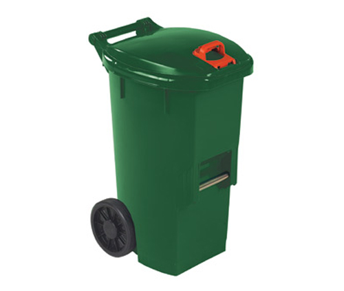Lewis NPL285 21 Gallon Recycling Carts