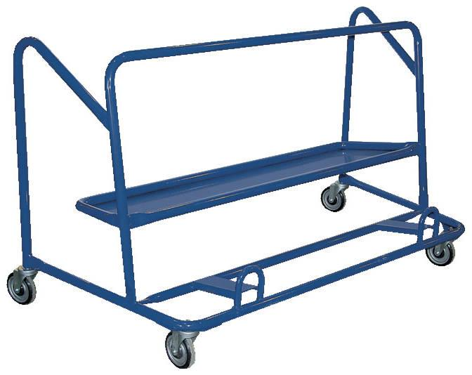 Vestil Nestable Panel Cart Model No. PRCT-N