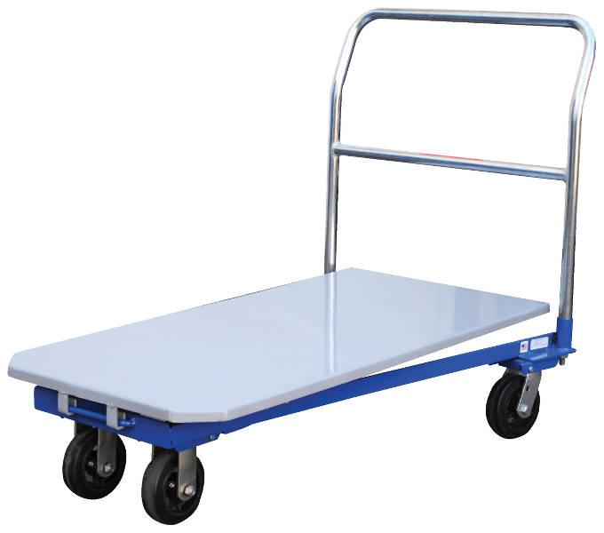 Vestil Nesting Platform Cart Model No. NPCT