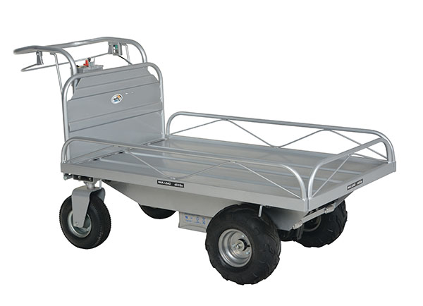 Vestil OROAD-400 Off-Road Traction Drive Powered Carts