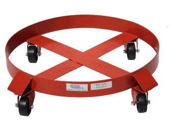 Outrigger Drum Dolly