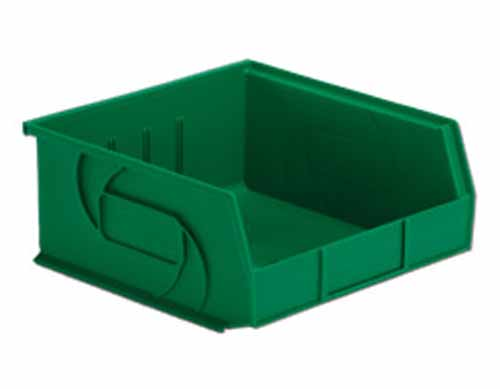 Lewis Bins PB1011-5 Parts Bin in green