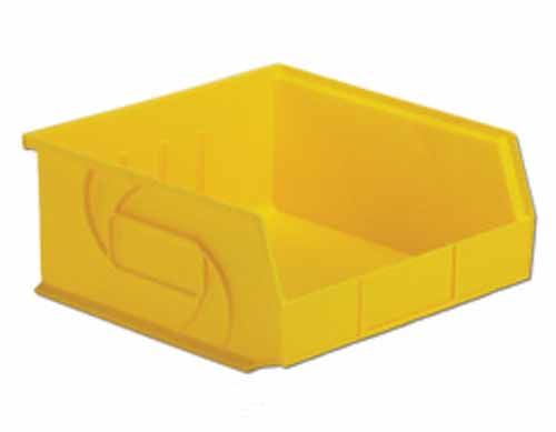 Lewis Bins PB1011-5 Parts Bin in yellow