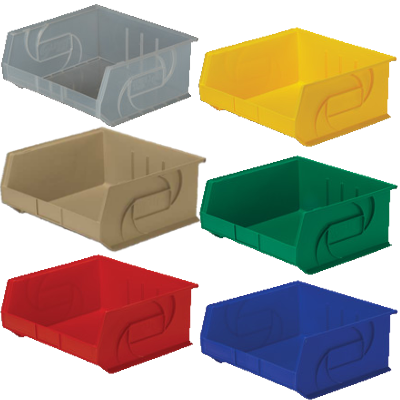 Lewis Bins PB1416-7 Parts Bin in 6 different colors