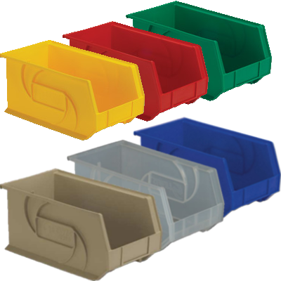 Lewis Bins PB148-7 Parts Bin in 6 different colors