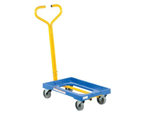 Vestil PDH-1624 Plastic Dolly with Handle