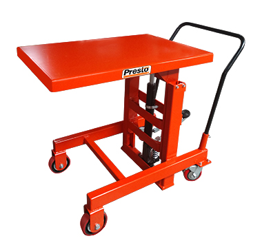 Presto PL Series Hydraulic Cantilever Tables