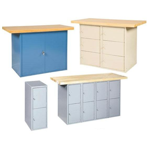 Parent Locker & Cabinet Benches