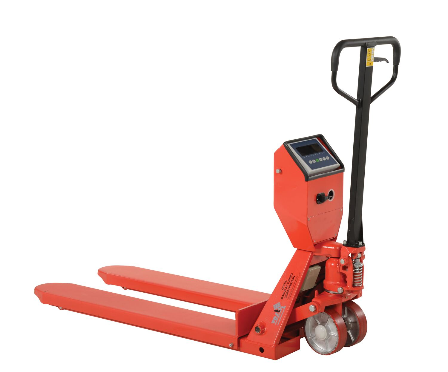 Vestil PM-2048-SCL-LP Pallet Truck with Digital Scale