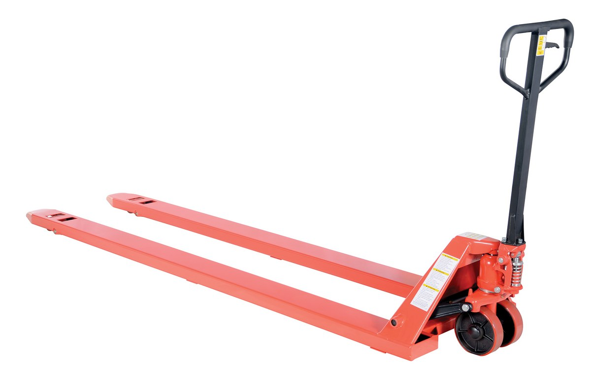 "PM4-2796 Full Featured Deluxe Pallet Jack 27""W x 96""L Forks"