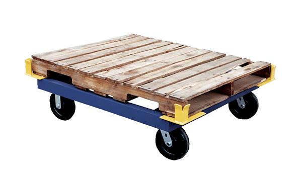 Vestil C-FH-4048 Economy Fixed Height Pallet & Container Transporter