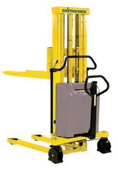 Southworth PalletPal Stacker - Fork Over