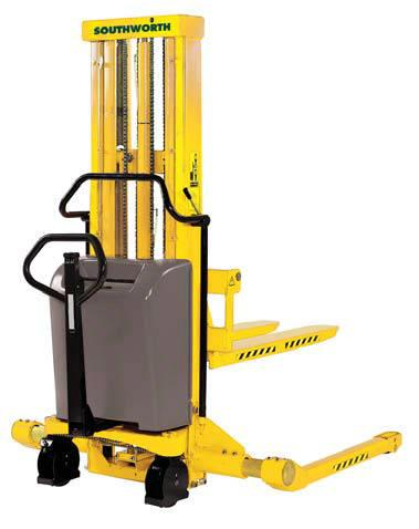 Southworth PalletPal Stacker - Straddle
