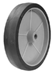 Polyolefin Center Moldon Rubber Wheel