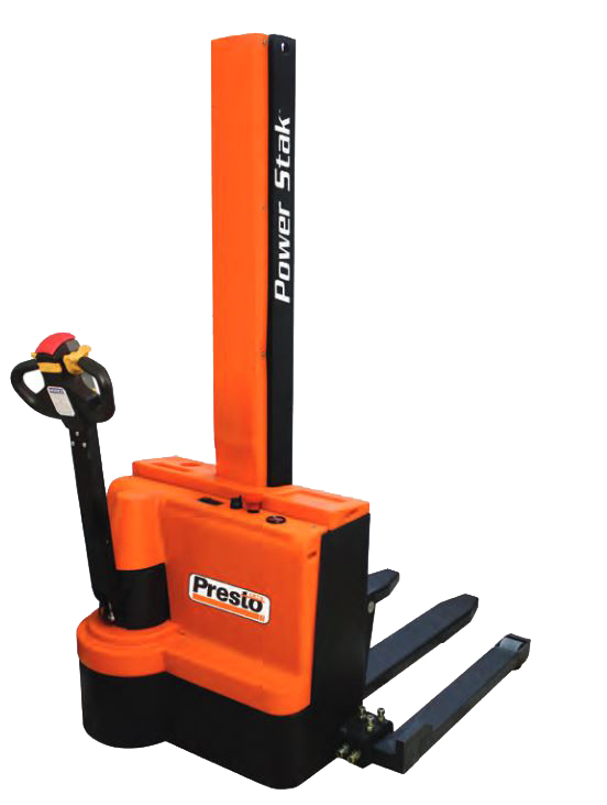 Presto PPS Series PowerStak Fully Powered Stackers