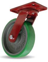 Hamilton Precision Extended Service Casters -  EHS Series