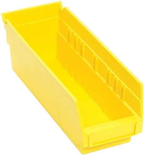 Stromberg Premium 4 Inch Economy Shelf Bin Model No. STR101