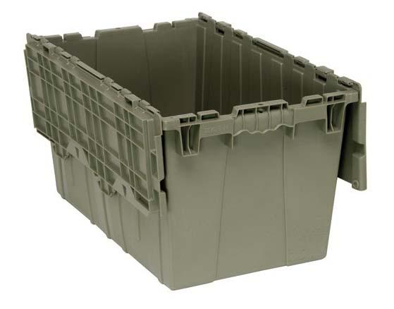 Quantum QDC2515-14 Heavy-Duty Attached Top Container