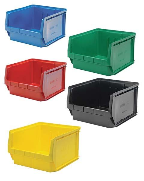 QMS543 Magnum Giant Open Hopper Bins