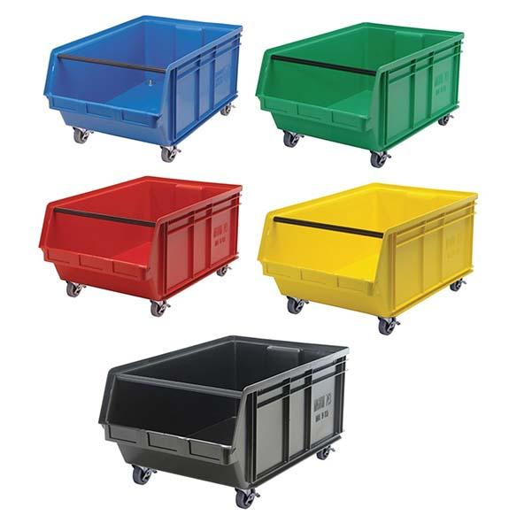 QMS843MOB Magnum Giant Open Hopper Bins
