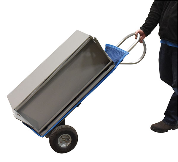 Vestil QPC-HT Moving Pad for Hand Trucks