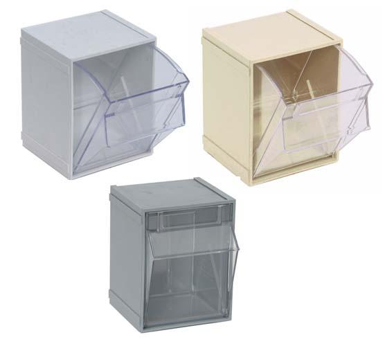 QTB405 Individual Tip Out Bins