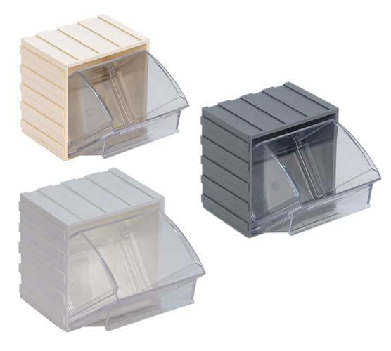 QTB406 Individual Tip Out Bins