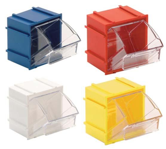 QTB409 Individual Tip Out Bins