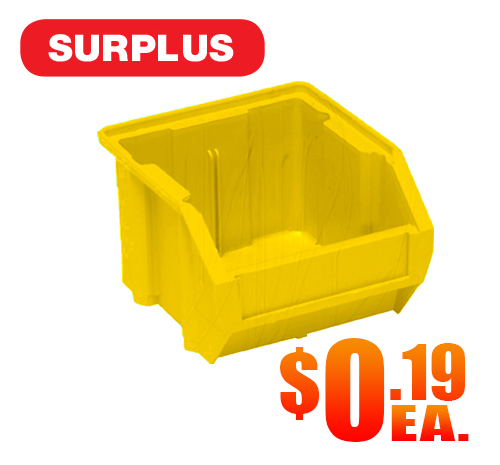 Quantum QUS205 Yellow Bins Surplus 2