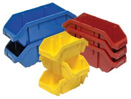 "Quantum QP965 QuickPick Bin 9-1/2""x6-5/8""x5"" Warehouse Industrial Crafts Storage"