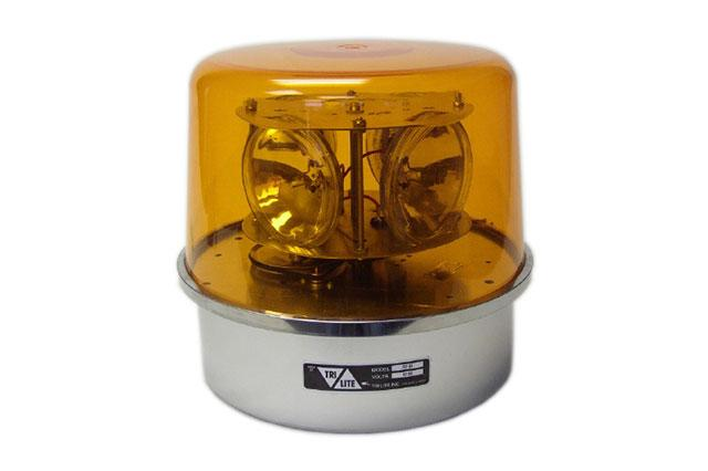 FR64 DC Rotating Beacon Light